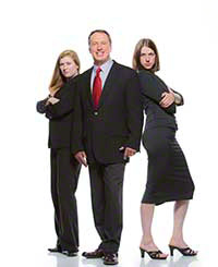 Professional executive business portraits